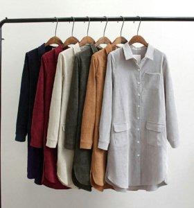 Рубашки-туника