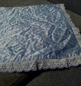 Одеяльце на выписку