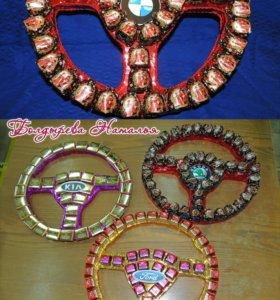Композиции из конфет