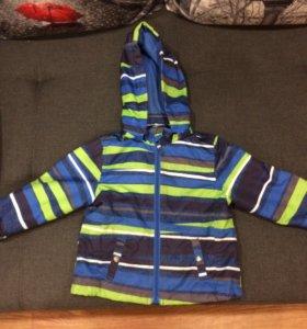 Куртка на мальчика 1-2 года