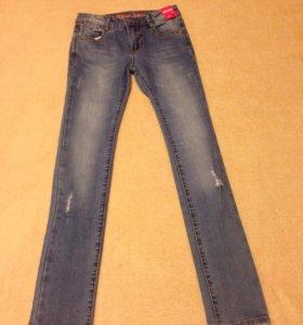 Новые джинсы mewei