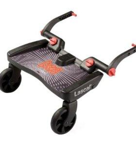Подножка для коляски