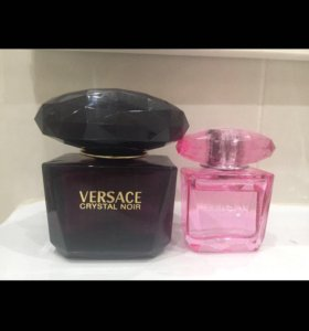 Versace Chrystal noir