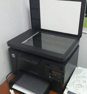 Принтер ph m176n