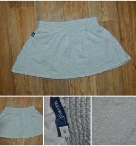 Новая юбка тенниска