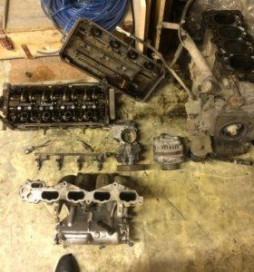 Двигатель митцубиси оутлендер по запчастям