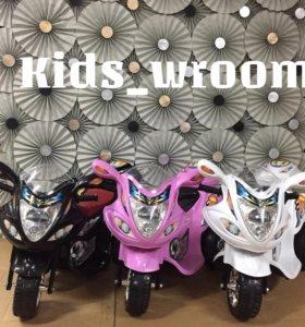 Детский электромотоцикл 505