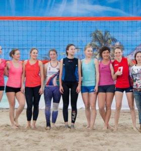 Тренировки по волейболу на песке SPORTANGAR