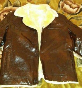 Мужская куртка(дубленка)