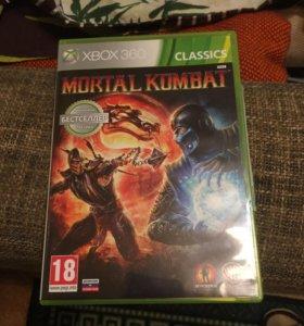 Mortal Kombat Xbox 360