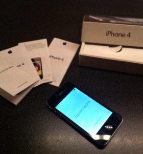 iPhone 4(8gb)СРОЧНО ПРОДАЮ!