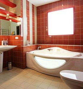 Отделка и ремонт ванной и туалетов.