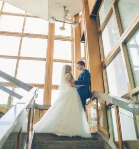 Свадебное платье Мэри Трюфель