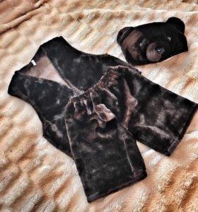Продам детский костюм медведя