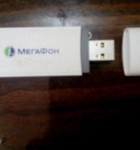 USB модем Мегафон 3g 2 шт
