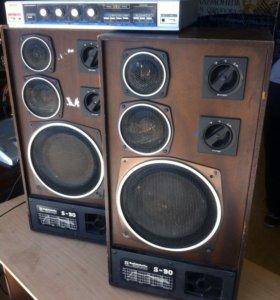 Акустическая система Radiotehnika S90