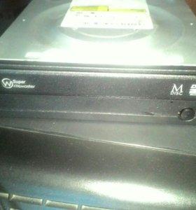 DVD привод Writer sh 244