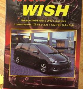Книга Toyota WISH