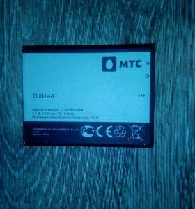 Батарейка на Мтс