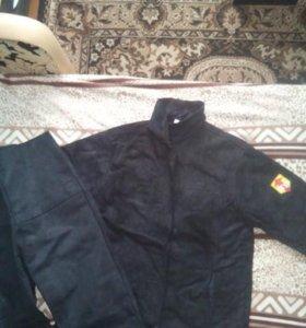 Сварочный костюм 'спилка'р.48-50