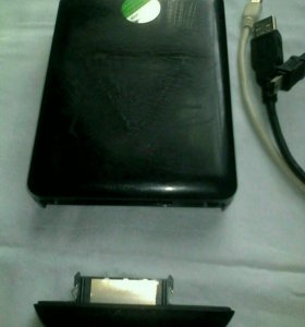Внешний HDD Seagate 1TB 7200rpm FreeAgent GoFlex