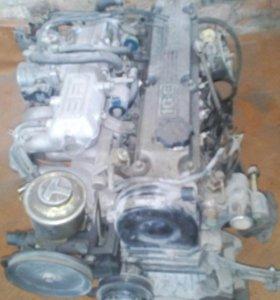 Двигатель 1GEU
