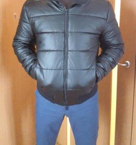 Куртка новая DKNY Jeans 50-52 р.