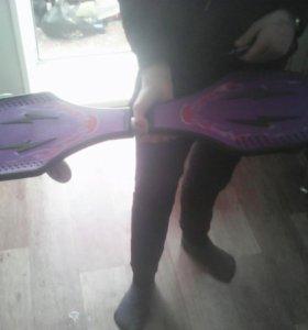 Скейт 2-х колесный