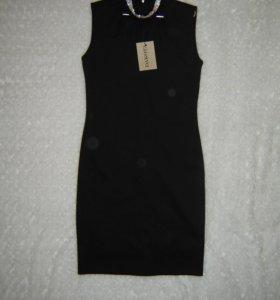 Продам новое чёрное платье.