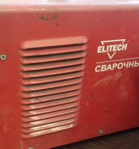 Сварочный инвертор ELITECH АИС 160А