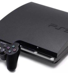 PlayStation 3 прошитый