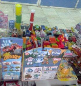 Продаю бизнес отдел игрушки
