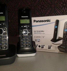 Телефон стационарный безпроводной ПАНАСОНИК