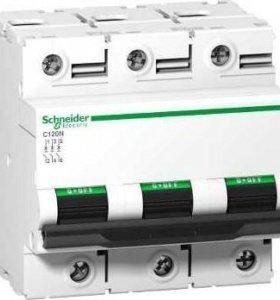 Автоматический выключатель 3П 80А 10кА Schneider