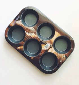 Форма для выпечки капкейков