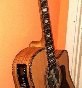Продам электроаккустическую гитару