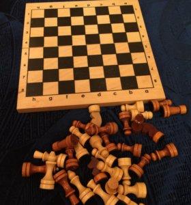 Доска шахматы/шашки