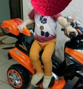 Детский квадроцикл бу