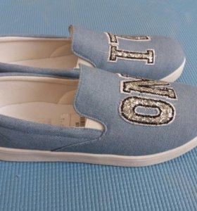 Лёгкие ботиночки