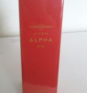 Парфюм Alpha от Avon,50 мл.