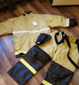 Боевая Одежда пожарного. Новый комплект