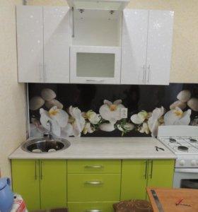 Кухня МДФ галька