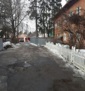 Однокомнатная квартира г. Голицыно