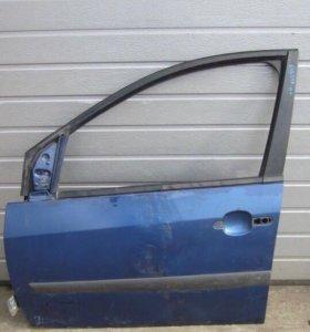 Переднии двери на форд фиеста