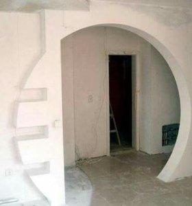 Ремонт квартир и сан узлов