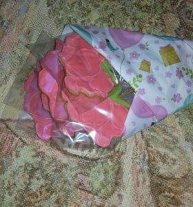 Букет имбирного печенья