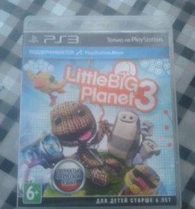LittleBig Planet 3 на PS3