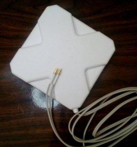 Антена усилитель сигнала для модема 4g