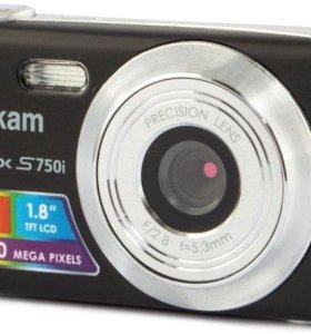 Компактный фотоаппарат Recam s750