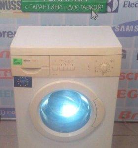 Стиральная машина Bosch Maxx 4. Гарантия. Доставка